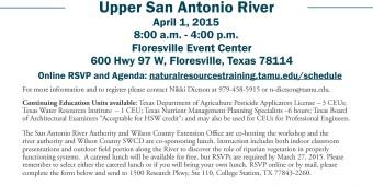 RiparianFlyer - San Antonio Riv jpeg