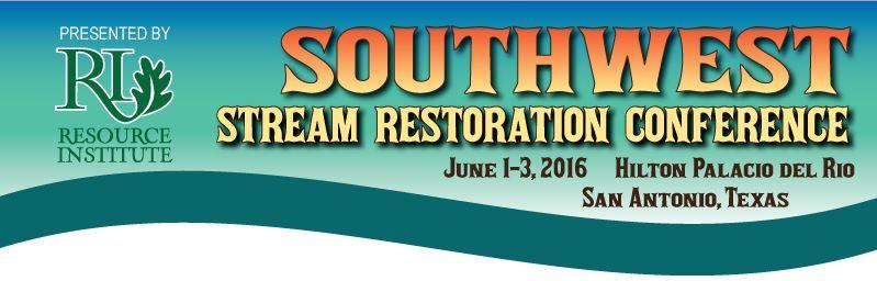 SW Stream Restoration Conference